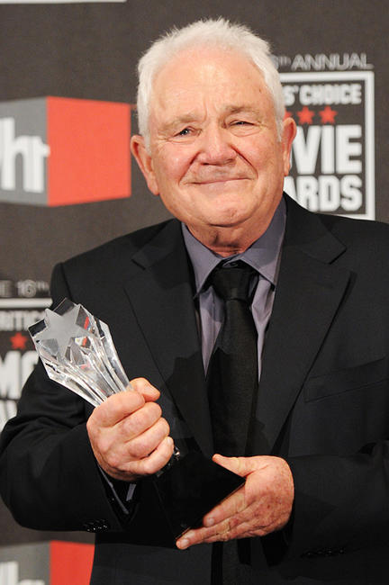 David Seidler at the press room during the 16th Annual Critics' Choice Movie Awards.
