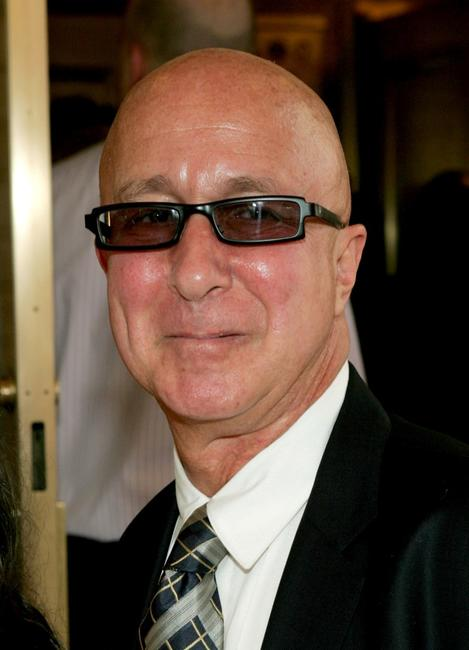 Paul Shaffer at the opening of the musical