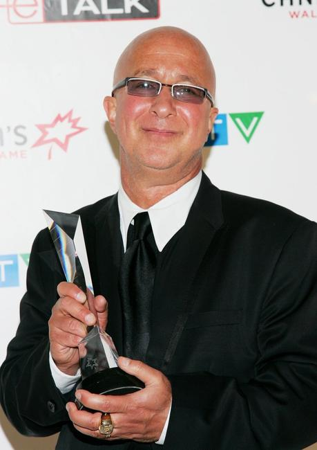 Paul Shaffer at the Canada's Walk of Fame Gala.