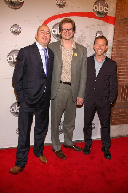 Barry Sonnenfeld, Bryan Fuller and Dan Jinks at The New York Television Festival Premiere of ABCs