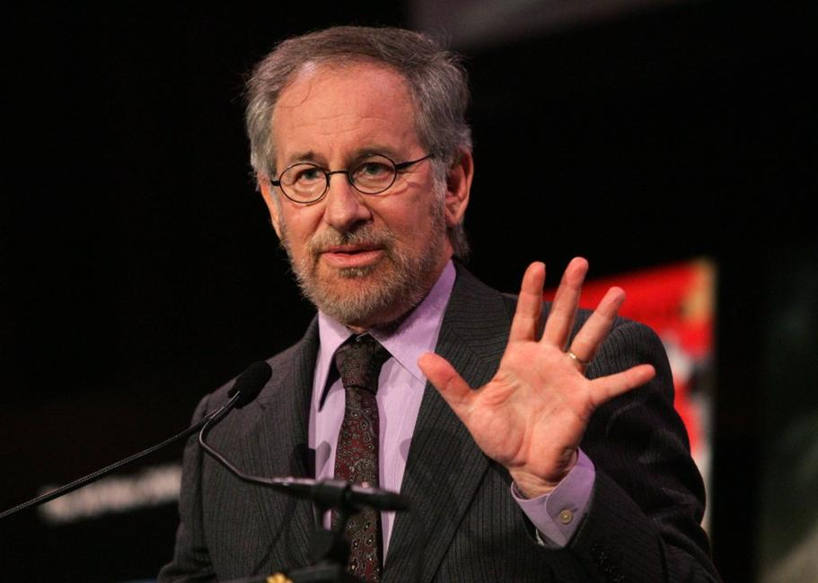 Steven Spielberg at the 2006 National Board of Review Awards.