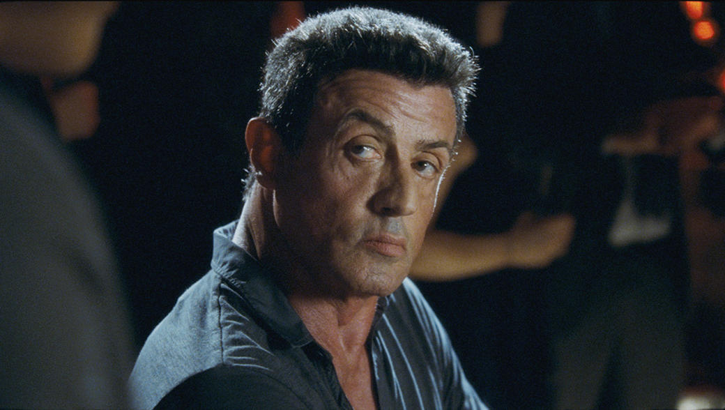 Sylvester Stallone as Jimmy in