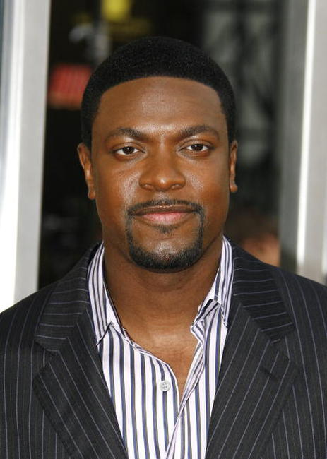 Chris Tucker at the Hollywood premiere of