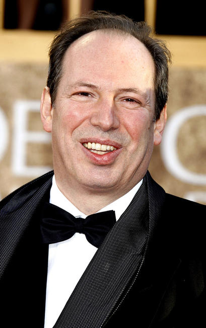 Hans Zimmer at the 64th Annual Golden Globe Awards.