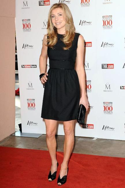Sarah Chalke at the 17th Annual Women In Entertainment Power 100 Breakfast.