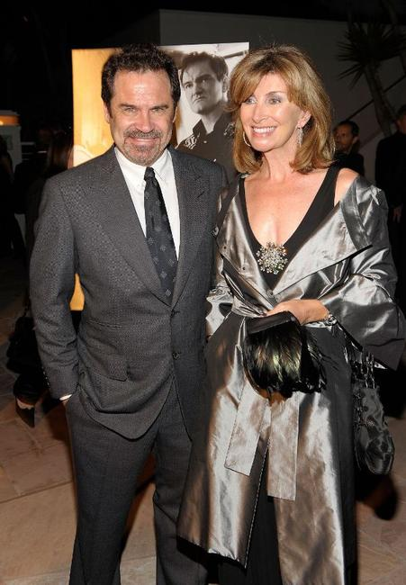 Dennis Miller and Carolyn Epsley at the 4th Annual Kirk Douglas Award For Excellence In Film Awards.