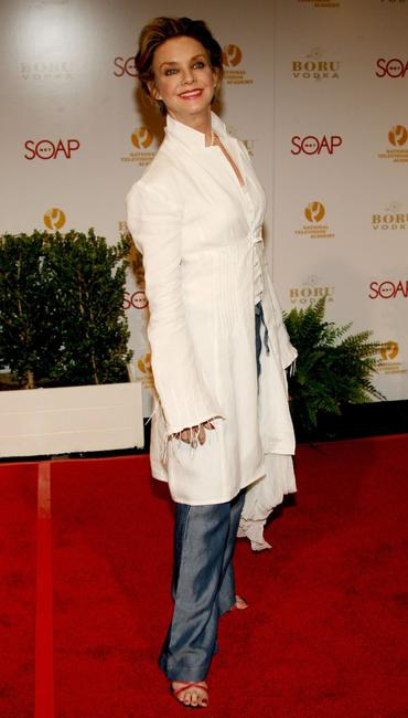 Judith Chapman at the annual Daytime Emmy nominee party.