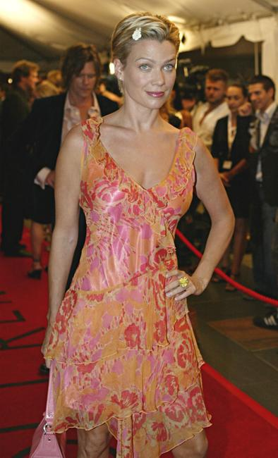 Laurie Holden at the TIFF gala screening of