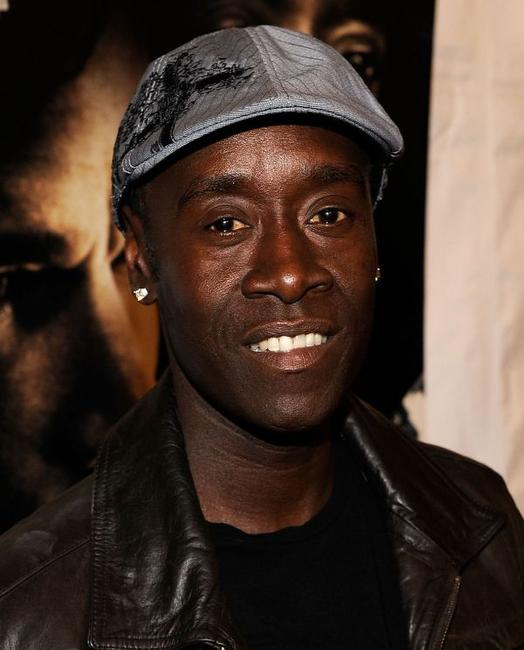 Don Cheadle at the New York premiere of