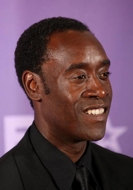Don Cheadle at the 2007 BET Awards in L.A.