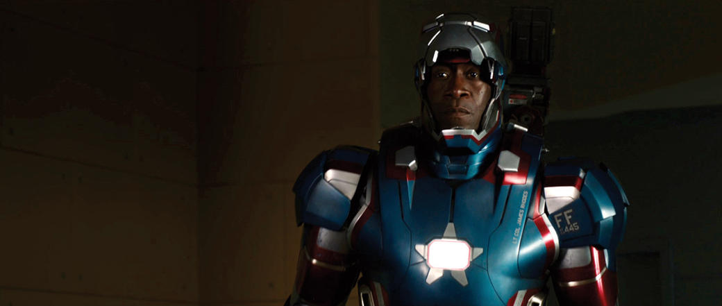 Don Cheadle as James
