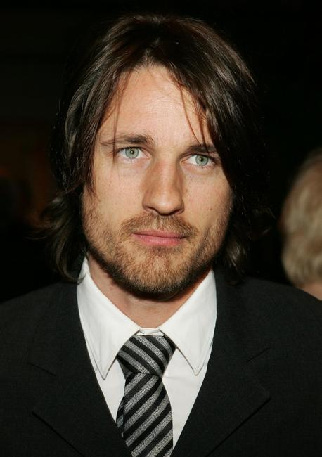 Martin Henderson at the cocktail reception during the 5th Annual Celebration of New Zealand Filmmaking and Creative Talent.