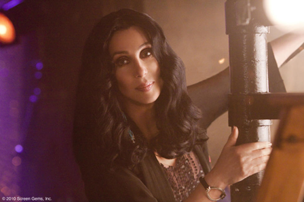Cher as Tess in