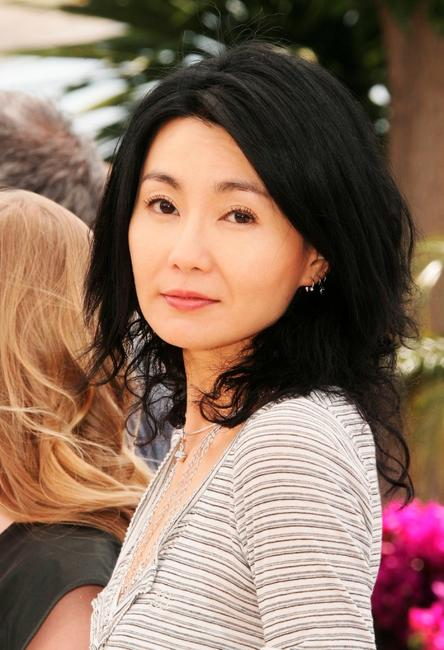Maggie Cheung at the Feature Films Jury photocall during the 60th International Cannes Film Festival.