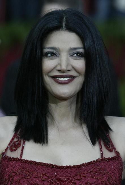 Shohreh Aghdashloo at the 76th Academy Awards ceremony.
