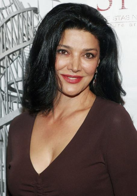 Shohreh Aghdashloo at the closing night Gala of the