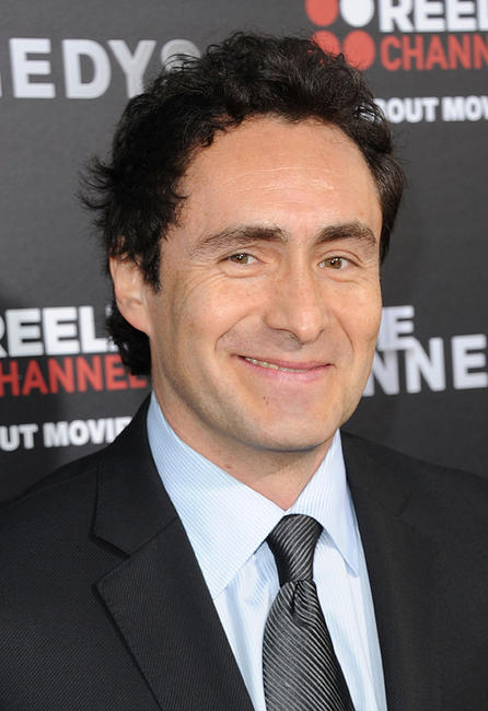 Demian Bichir at the World premiere of