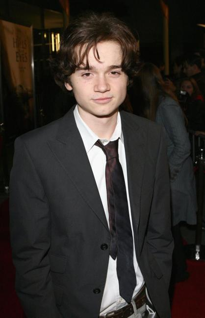 Dan Byrd at the premiere of