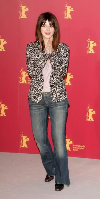 Valentina Cervi at the photocall of