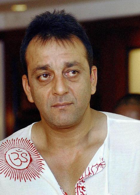 Sanjay Dutt at the announcement of