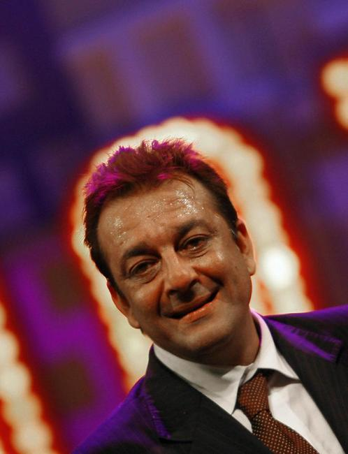 Sanjay Dutt at the music launch of