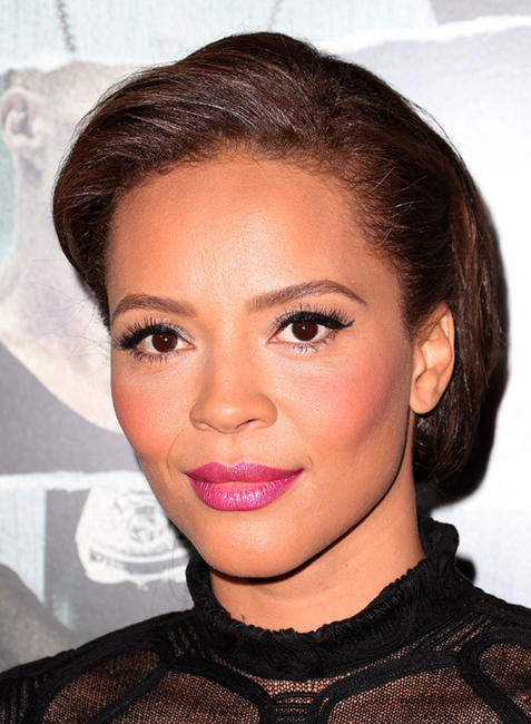 Carmen Ejogo at the California premiere of