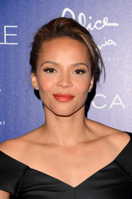 Carmen Ejogo at the New York premiere of