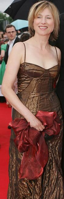 Corinna Harfouch at the German Film Awards.