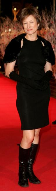 Corinna Harfouch at the premiere of