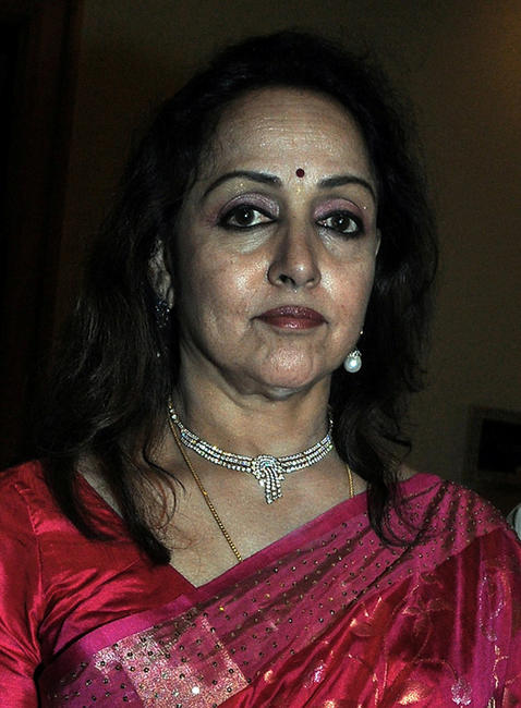 Hema Malini at the Bharat and Dorries Hair Styling and Make Up Award 2010 ceremony in Mumbai.