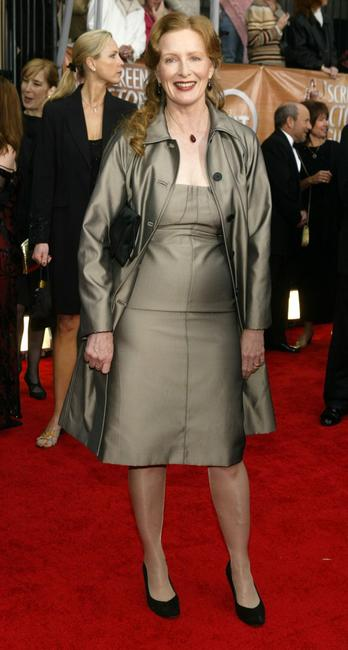 Frances Conroy at the 10th Annual Screen Actors Guild Awards.