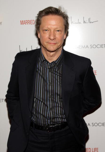 Actor Chris Cooper at the N.Y. premiere of