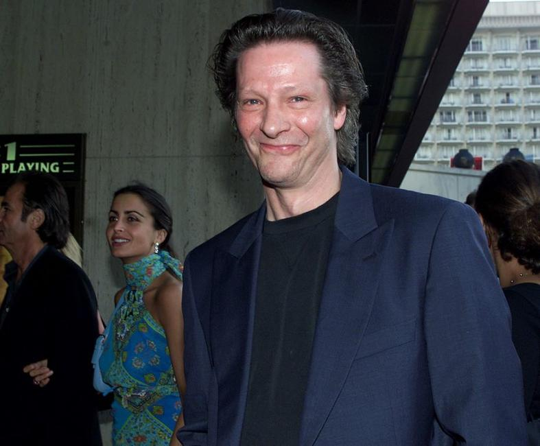 Chris Cooper at the premiere of their new film