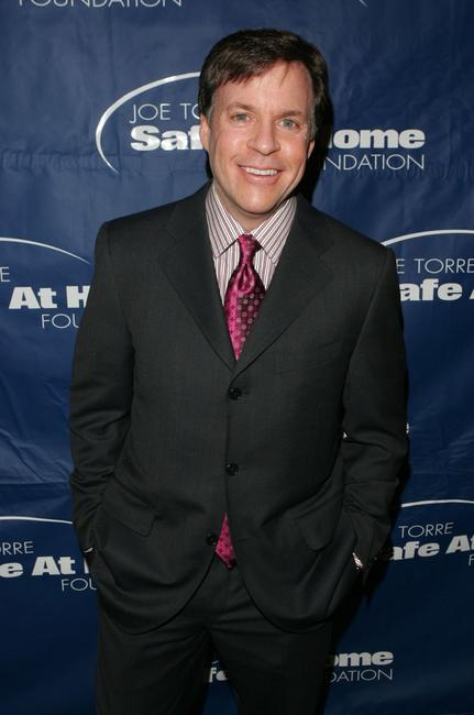 Bob Costas at the Joe Torre Safe at Home Foundation 3rd annual gala.