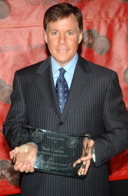 Bob Costas at the 66th Annual Peabody Awards.