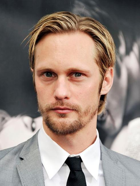 Alexander Skarsgard at the premiere of