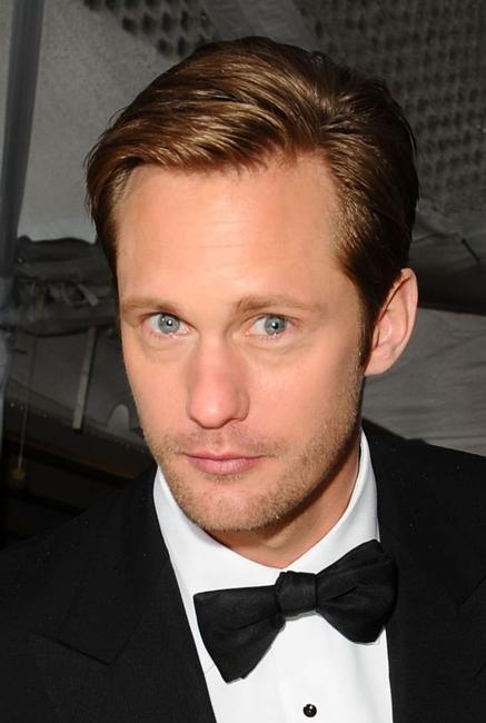 Alexander Skarsgard at the 67th Annual Golden Globe Awards.