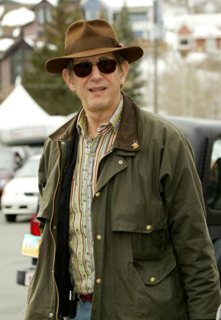 Peter Coyote at the 2003 Sundance Film Festival.