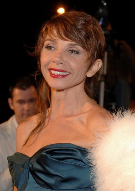 Victoria Abril at the Marrakesh International Film Festival.