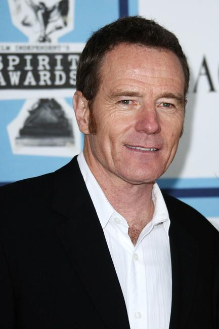 Bryan Cranston at the 2008 Film Independents Spirit Awards.