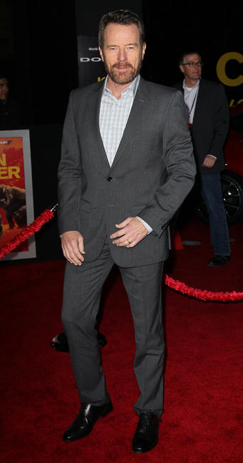 Bryan Cranston at the California premiere of