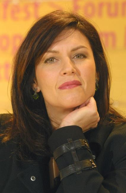 Wendy Crewson at the Berlinale Film Festival.