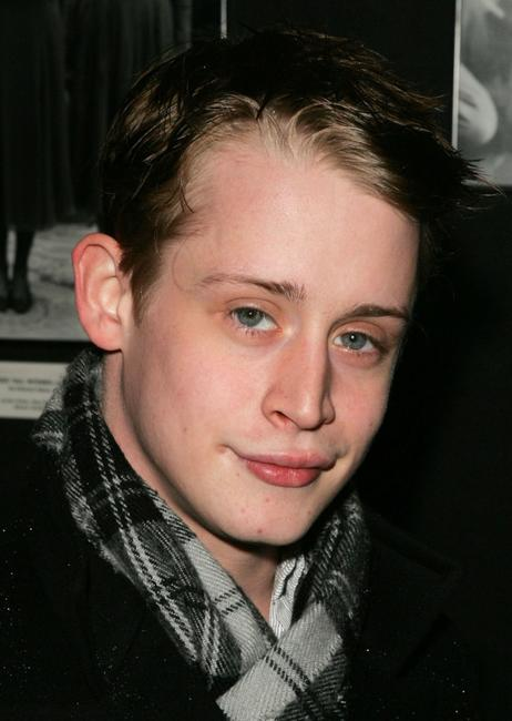 Macaulay Culkin at the after party for the opening night of