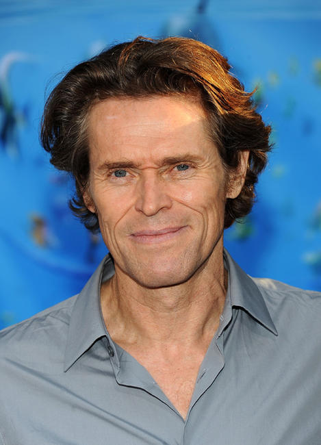 William Dafoe at the California premiere of