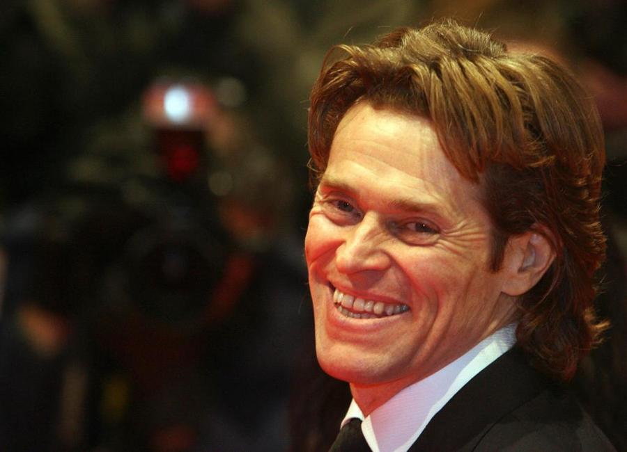 Willem Dafoe at the 57th Berlinale International Film Festival.