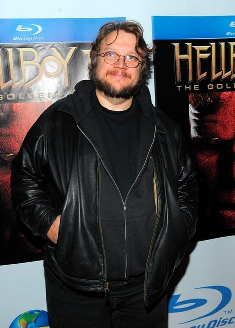 Guillermo del Toro at the