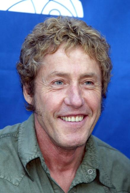 Roger Daltrey at the Hollywood Bowl Hall of Fame 2003.