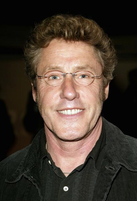Roger Daltrey at the 50th Ivor Novello Awards.