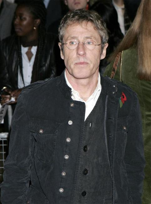 Roger Daltrey at the premiere of