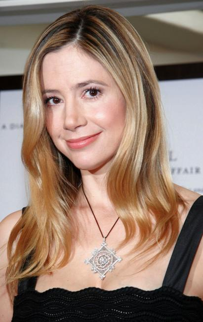 Mira Sorvino at the celestial diamond affair for 2007.